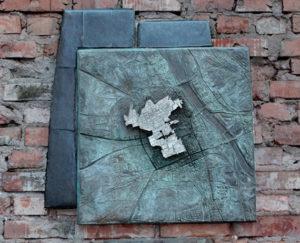 5 Placca simbolo del Ghetto