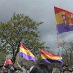 Madrid Cerimonia per le vittime della Guerra civile spagnola