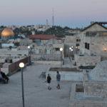 Tetti di Gerusalemme
