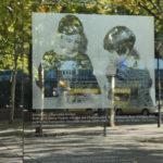 Memoriale incendio Sinagoga di Berlino