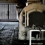 Uno dei forni crematori